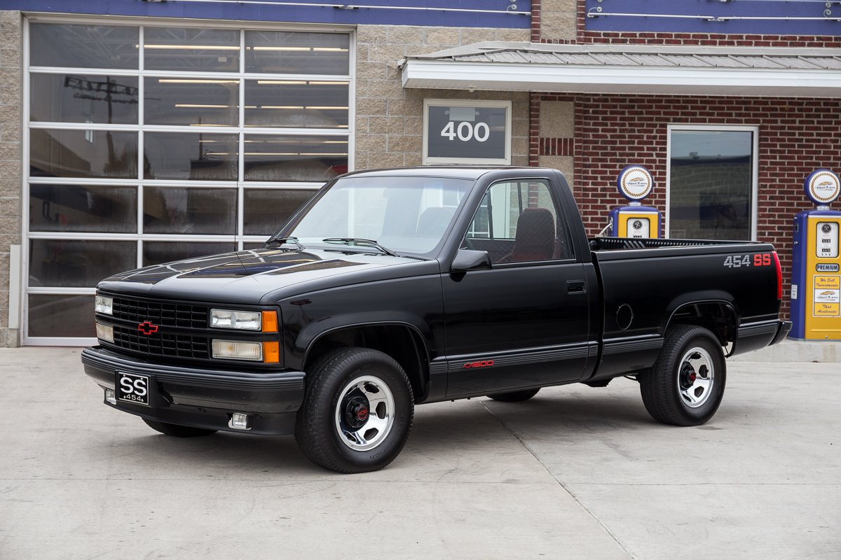 hight resolution of 1990 chevrolet 454 ss pickup