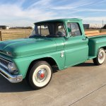 1963 Chevrolet C10 Pickup Sold Motorious
