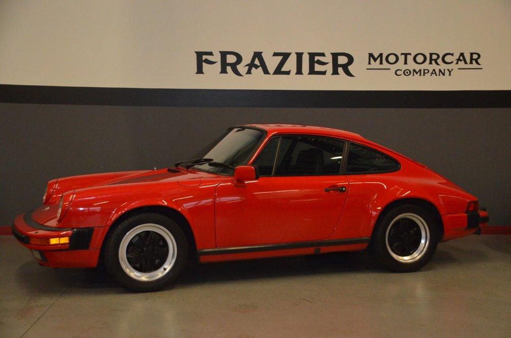 medium resolution of 1984 porsche 911 carrera