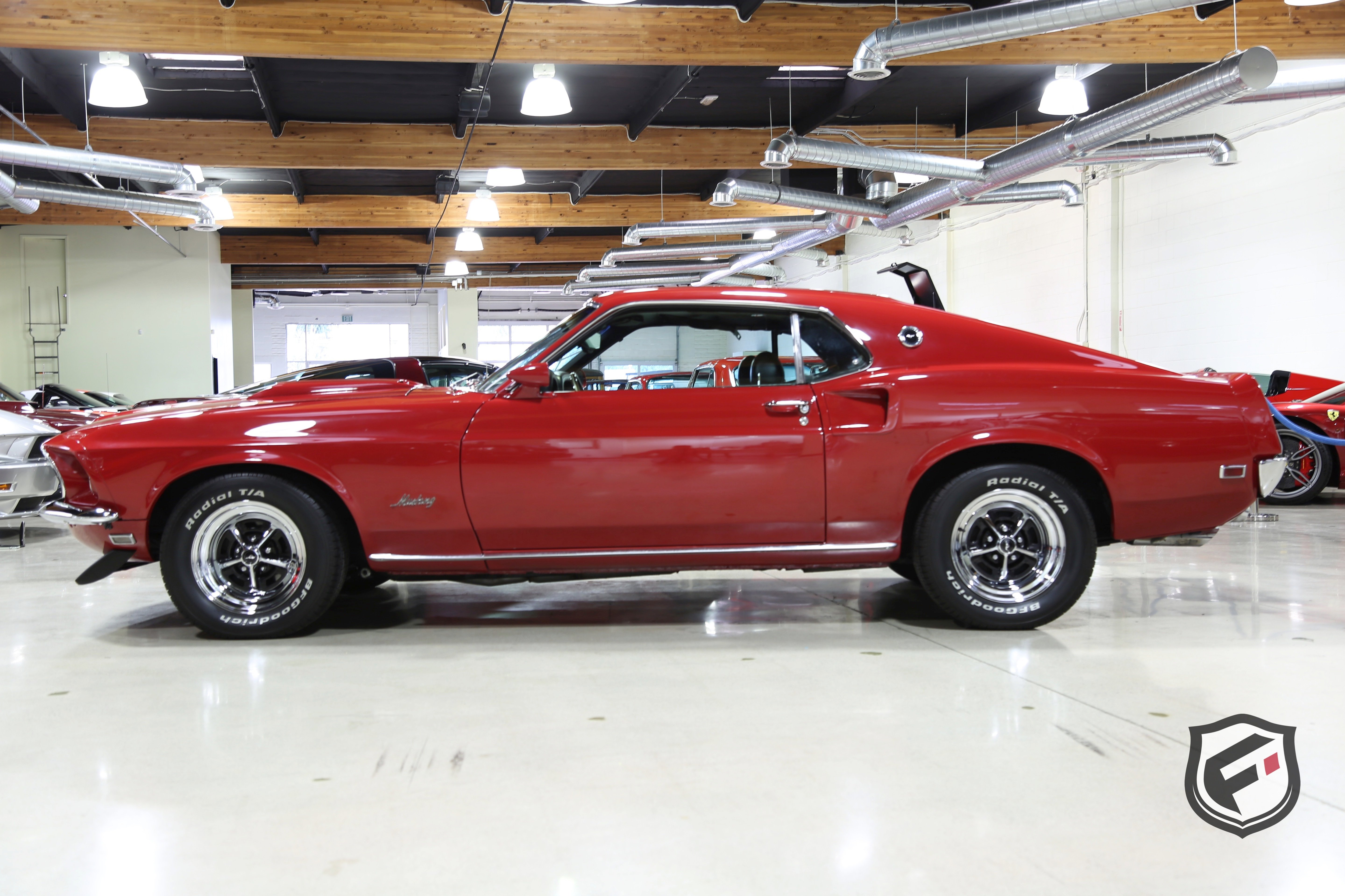 $ cash paid $ ) pic hide this posting restore restore this posting. 1969 Ford Mustang Fusion Luxury Motors