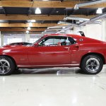 1969 Ford Mustang Fusion Luxury Motors