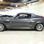 1968 Ford Mustang Fusion Luxury Motors