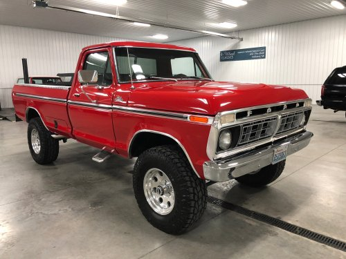 small resolution of  1975 ford f100