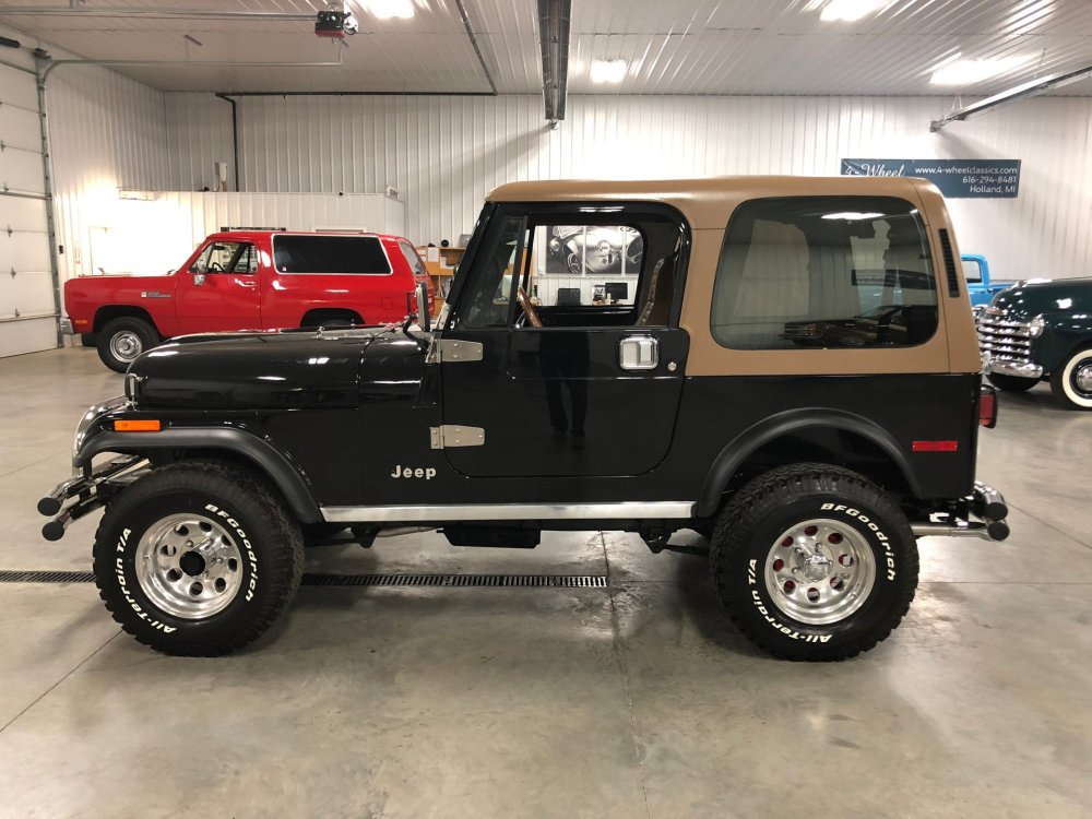 medium resolution of  1979 jeep cj 7