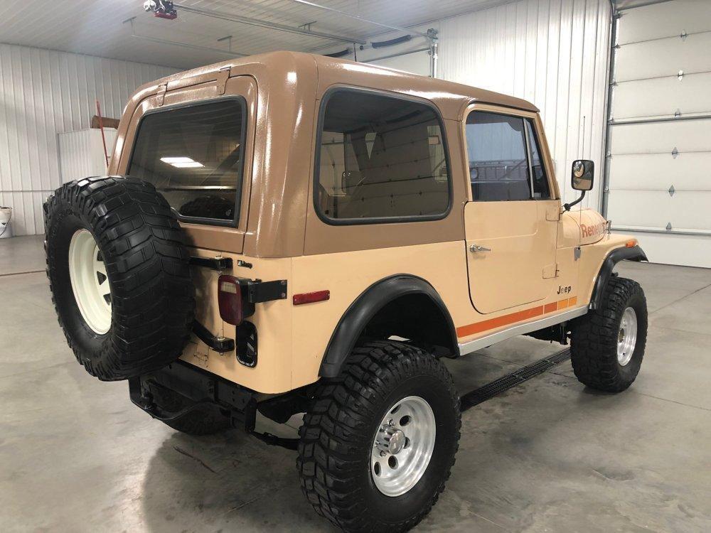 medium resolution of  1980 jeep cj 7