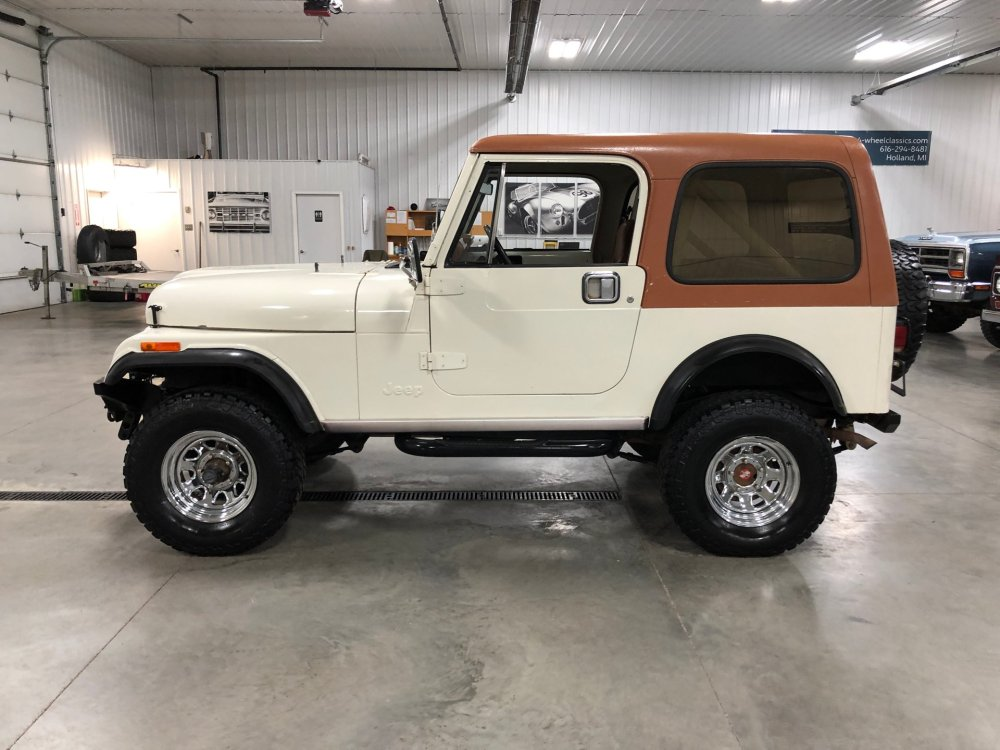 medium resolution of  1982 jeep cj 7 for sale