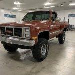 1986 Gmc Sierra 1500 4 Wheel Classics Classic Car Truck And Suv Sales
