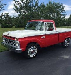 1966 ford f100 custom cab [ 1920 x 1440 Pixel ]