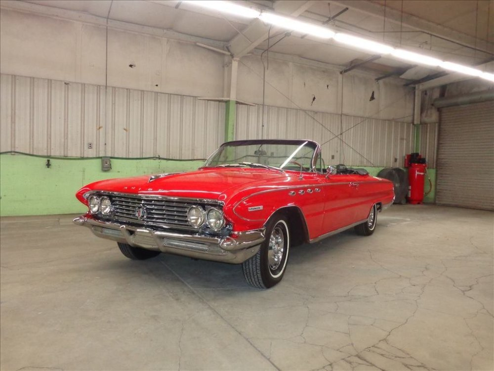 medium resolution of 1961 buick electra 225 convertible
