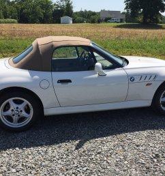 1997 bmw z3 roadster convertible [ 1920 x 1440 Pixel ]