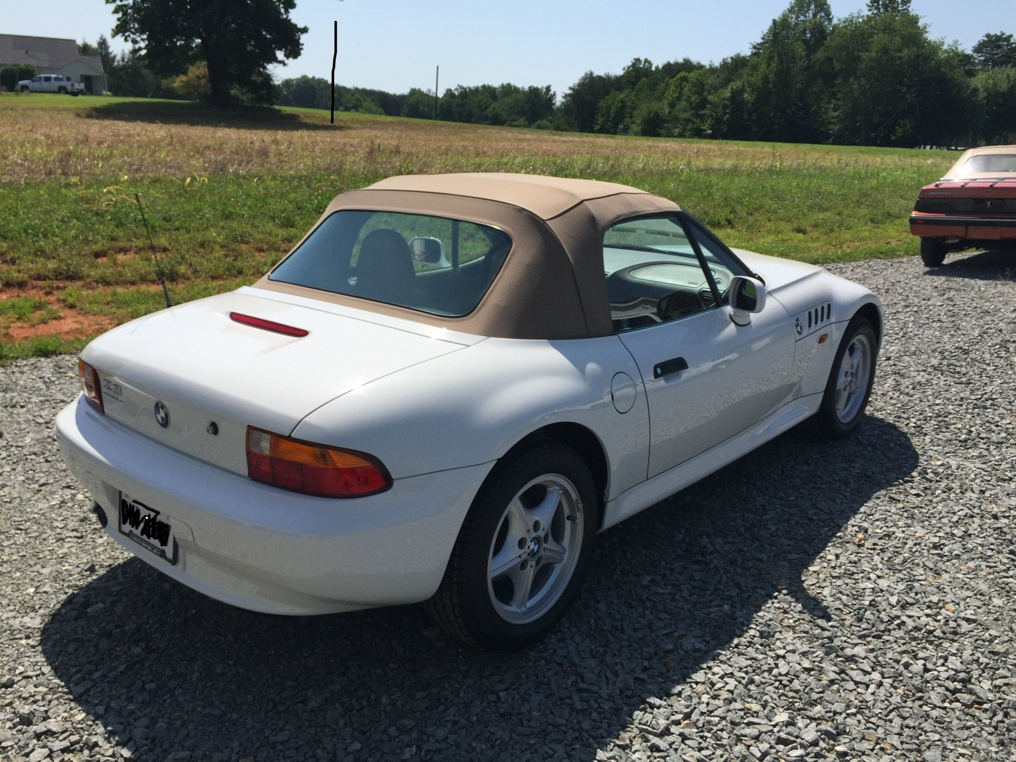 hight resolution of 1997 bmw roadster convertible one family owned