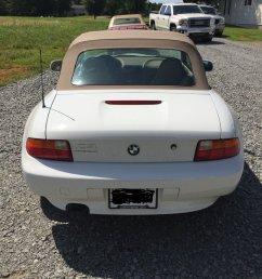1997 bmw z3 roadster convertible [ 768 x 1024 Pixel ]