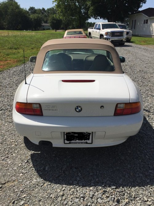 small resolution of 1997 bmw z3 roadster convertible