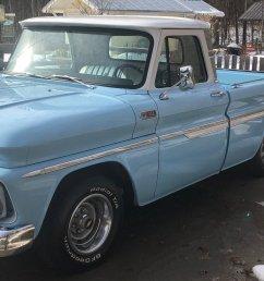 1965 c10 stepside truck [ 1080 x 810 Pixel ]