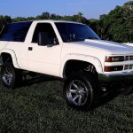 1996 Chevrolet Tahoe Gaa Classic Cars