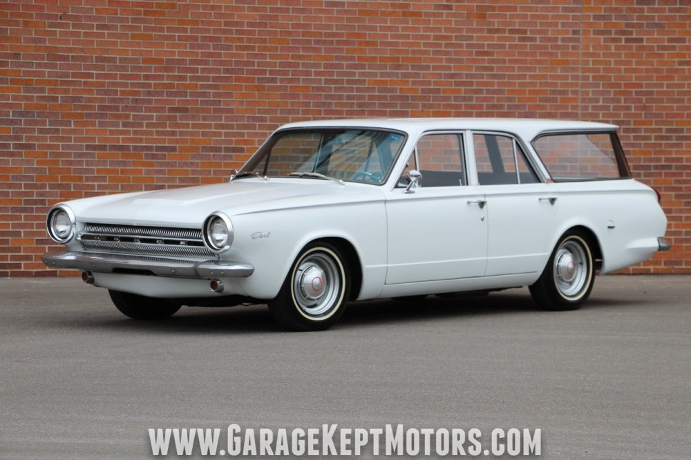 medium resolution of 1964 dodge dart wagon