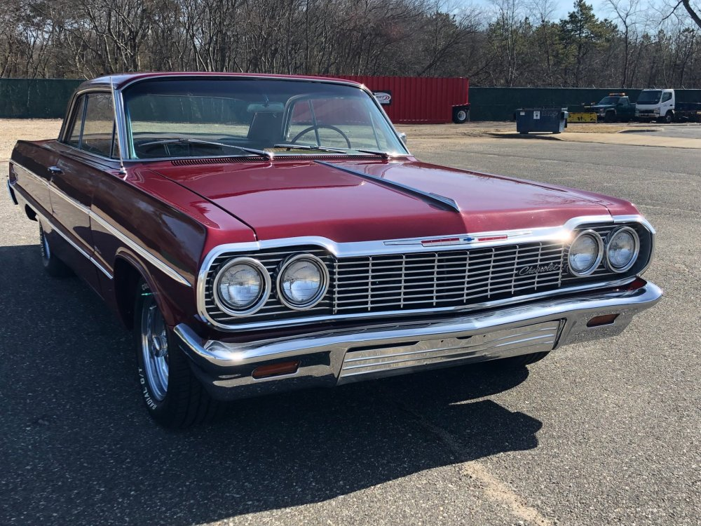 medium resolution of  1964 chevrolet impala for sale