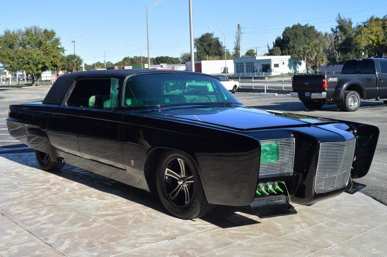 1966 Z Movie Car Green Hornet Black Beauty | Ideal Classic Cars LLC