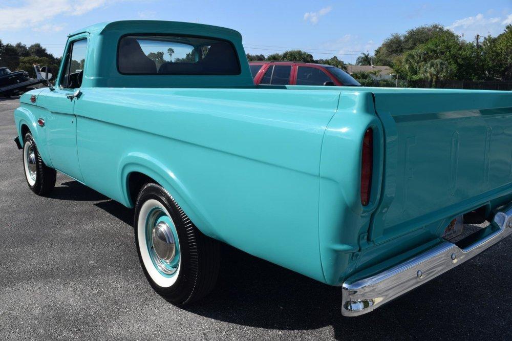 medium resolution of  1961 ford f100