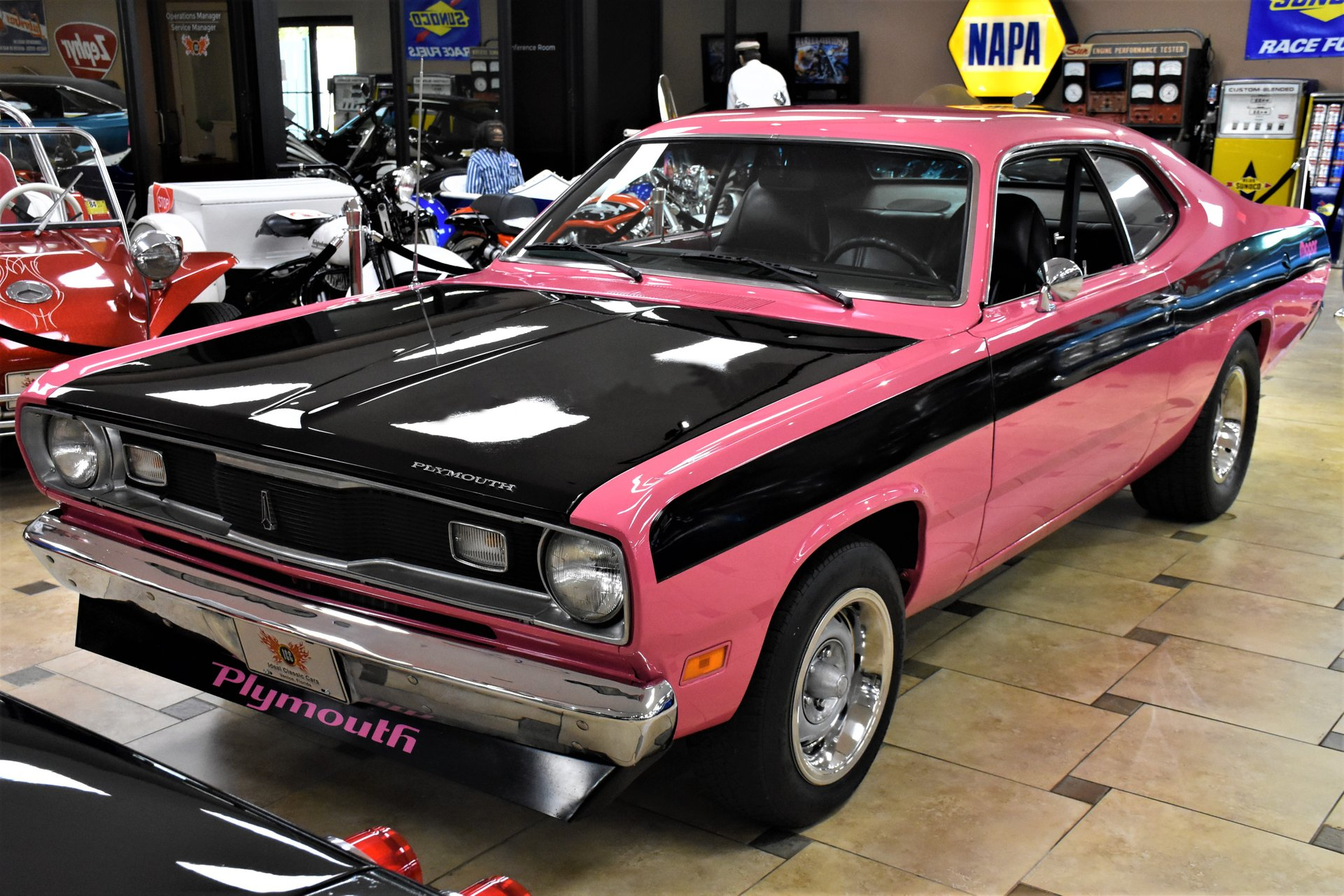 hight resolution of 1970 plymouth duster