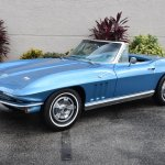 1966 Chevrolet Corvette Ideal Classic Cars Llc