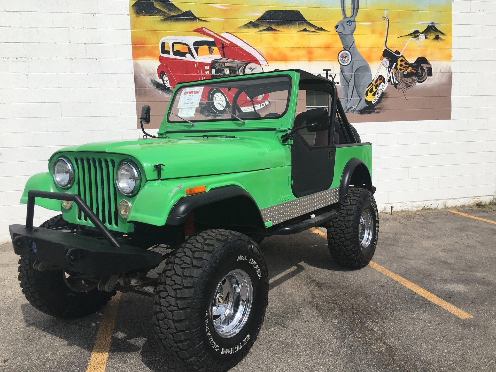 hight resolution of 1982 jeep cj7 custom