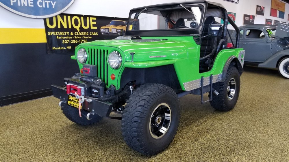 medium resolution of 1965 jeep cj5 for sale