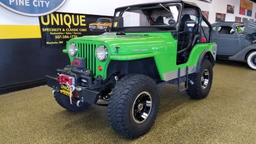 small resolution of 1965 jeep cj5 for sale