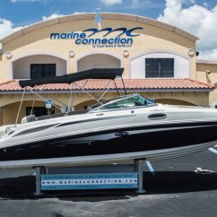 Sea Ray Warranty 2004 Ford F150 Starter Solenoid Wiring Diagram Used 2009 280 Sundeck Boat For Sale In West Palm Beach Fl