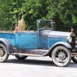 1929 Ford Model A Midwest Car Exchange