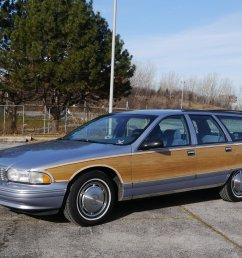 1995 chevrolet caprice classic station wagon [ 1920 x 1440 Pixel ]