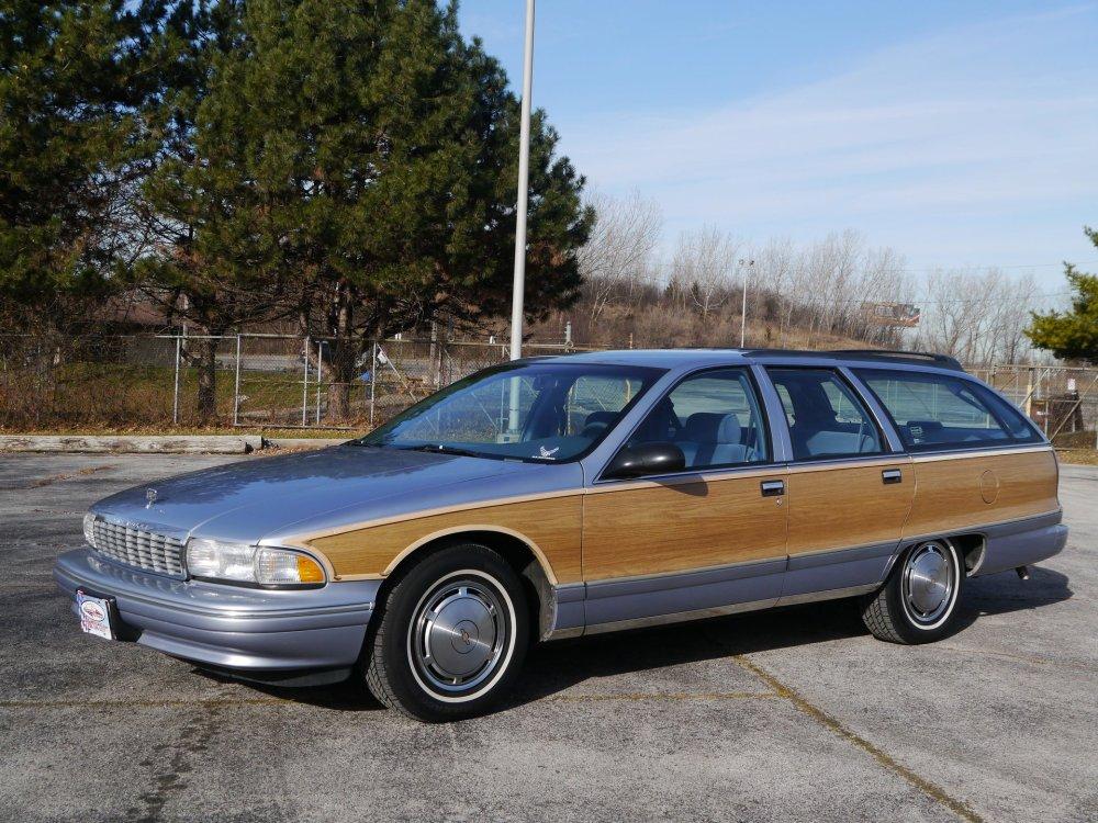 medium resolution of 1995 chevrolet caprice classic station wagon