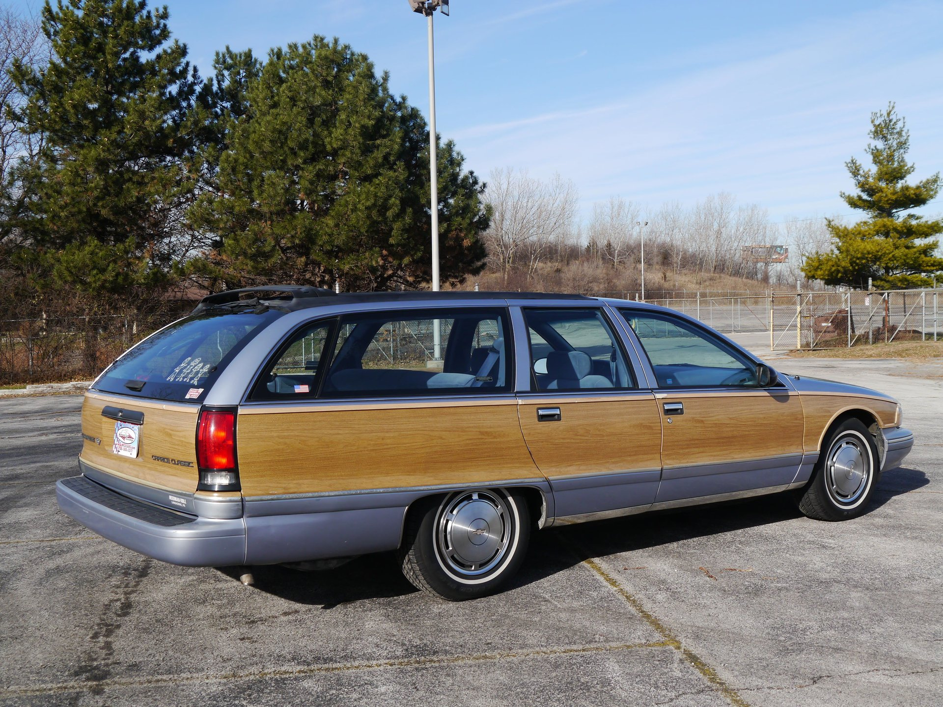 hight resolution of 1995 chevrolet caprice for sale