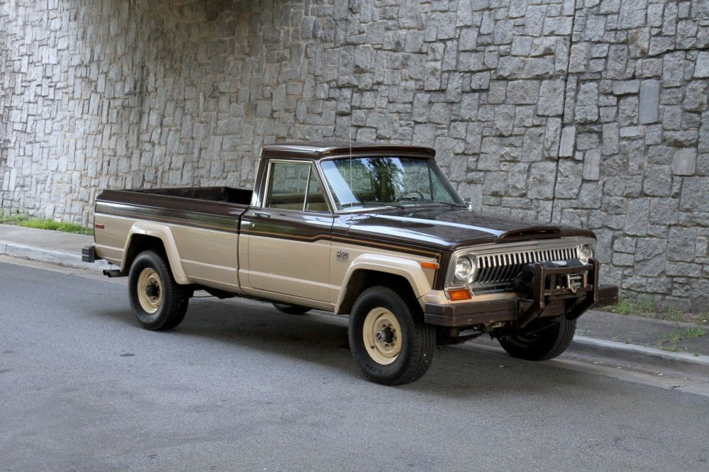 medium resolution of 1978 jeep j20 4x4 pickup