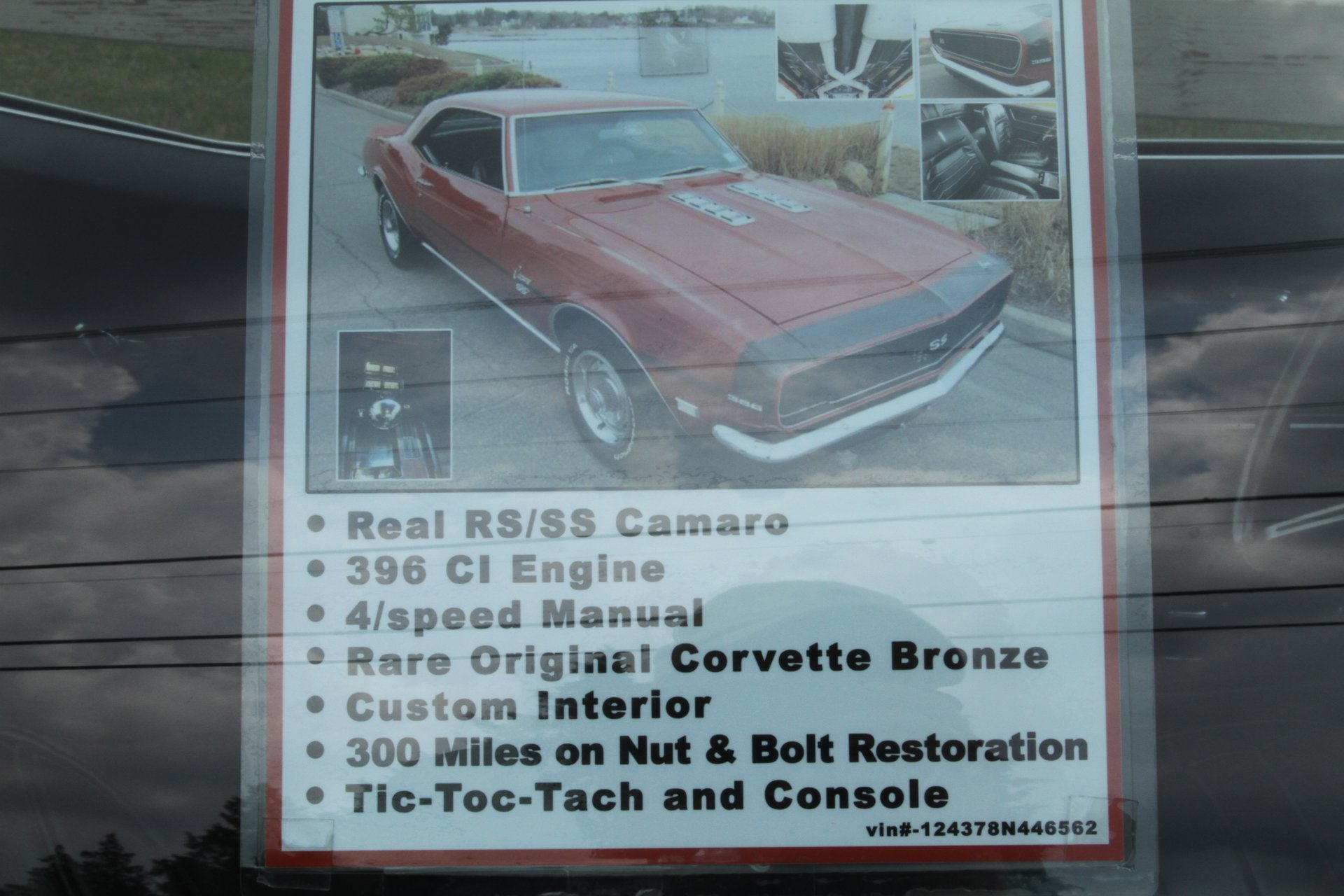 hight resolution of 1968 chevrolet camaro ss
