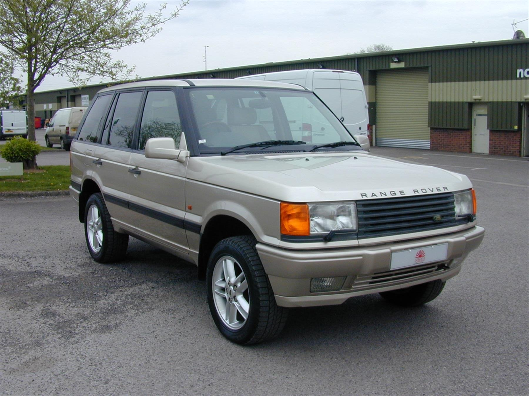 hight resolution of 1999 land rover range rover for sale