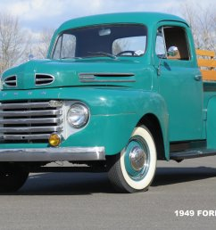 thank you jeffrey from oregon 1949 ford f1 pickup [ 1920 x 1344 Pixel ]