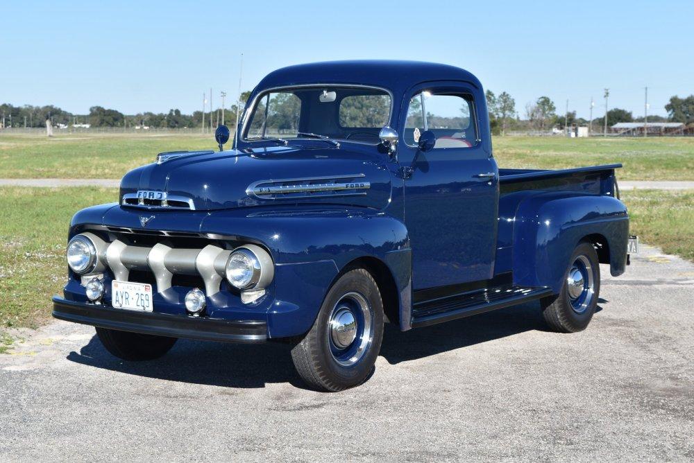 medium resolution of 1951 ford f1