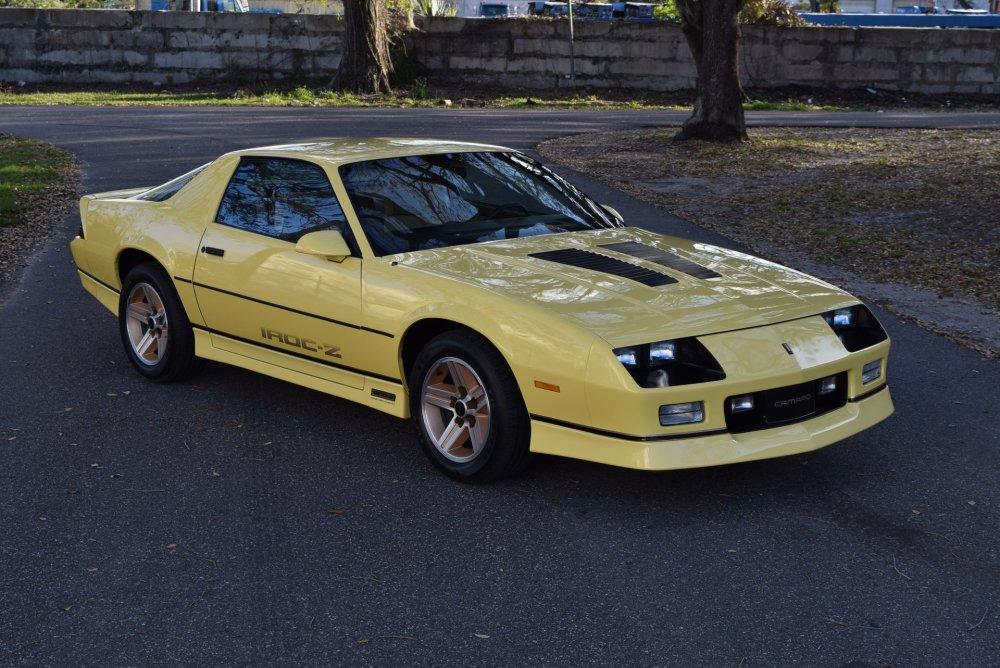 medium resolution of 1985 chevrolet camaro