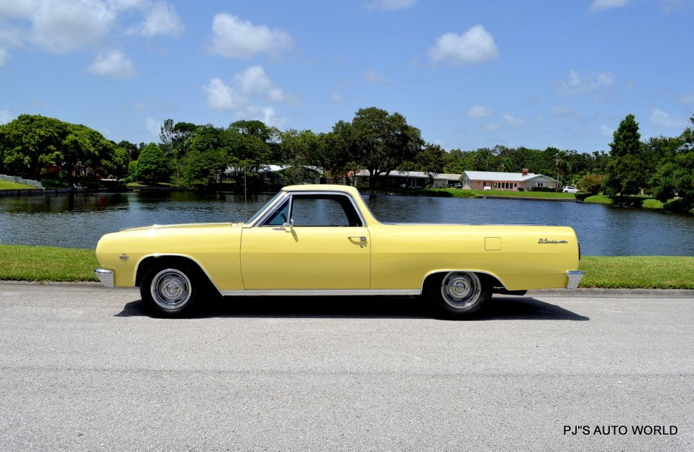 medium resolution of 1965 chevrolet el camino