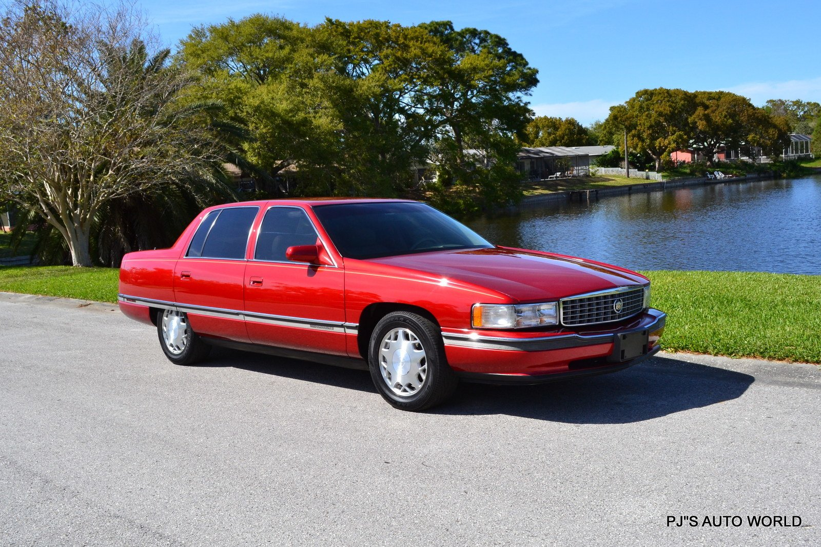 hight resolution of 1996 cadillac deville for sale