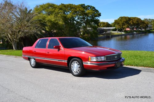 small resolution of 1996 cadillac deville for sale