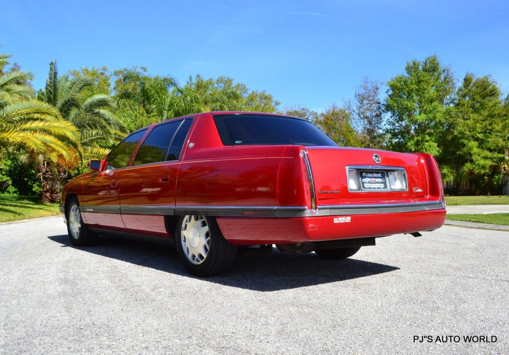 medium resolution of  1996 cadillac deville for sale
