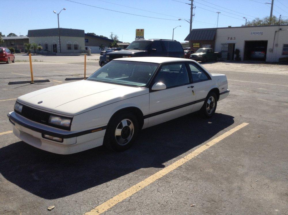 medium resolution of  1988 buick lesabre