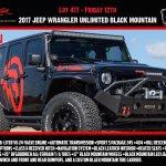 2017 Jeep Wrangler Restore A Muscle Car Llc