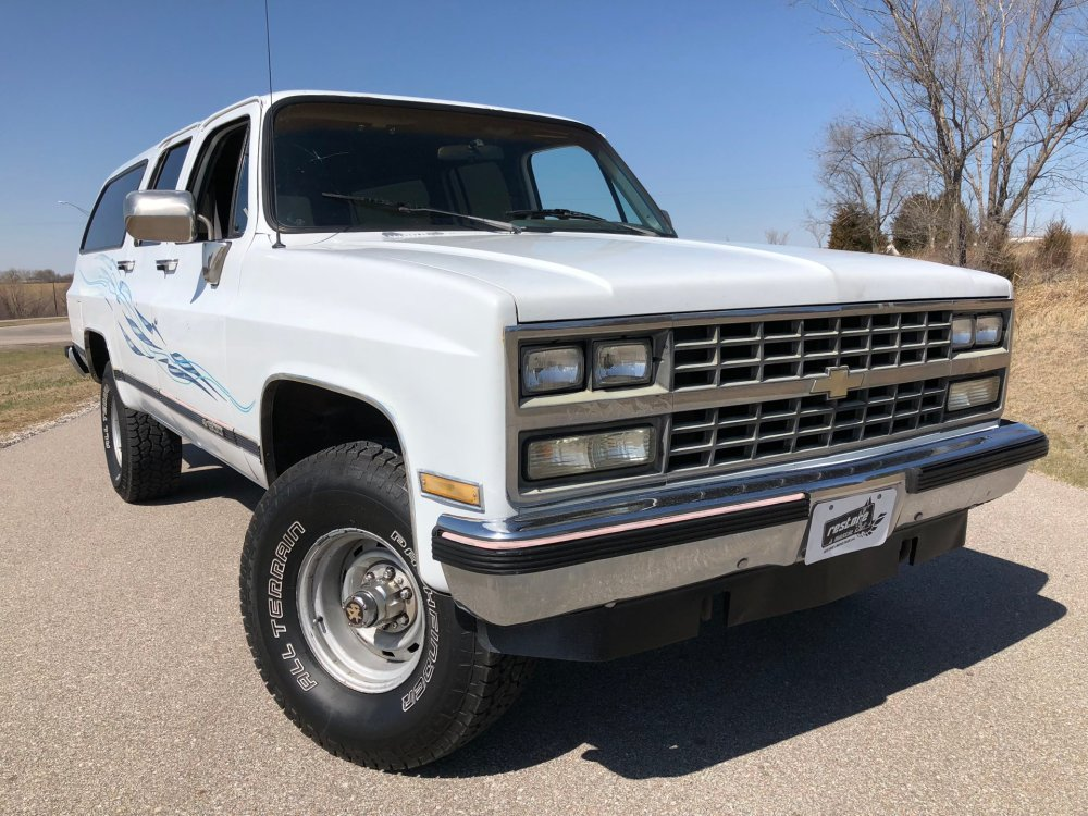 medium resolution of 1989 chevrolet suburban