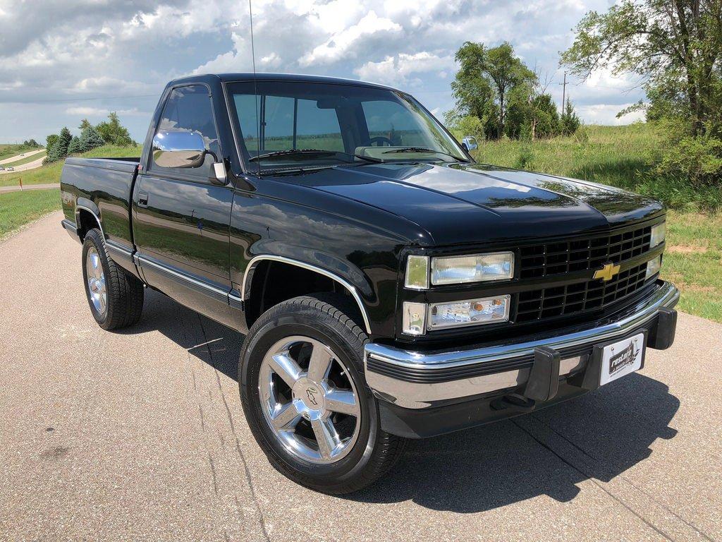 hight resolution of  1990 chevrolet c k pickup 1500