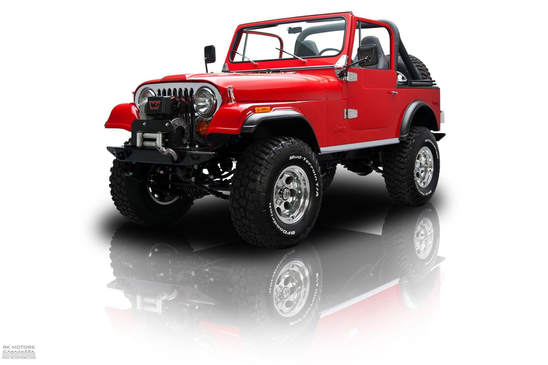 hight resolution of frame off restored jeep cj7 401 v8 w restored trailer