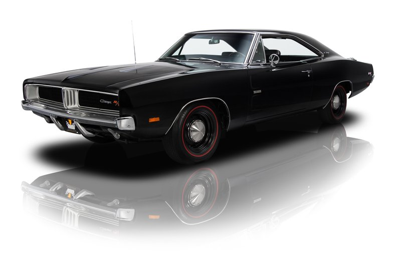 134619 1969 dodge charger