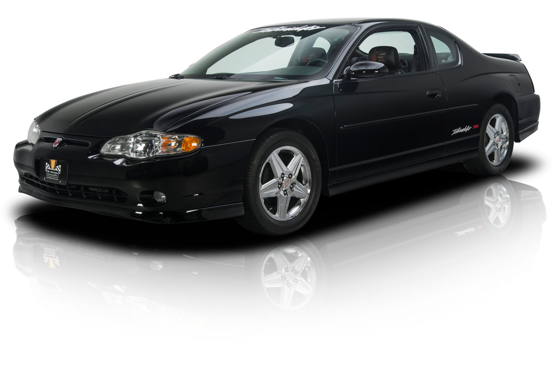 hight resolution of 6 522 actual mile monte carlo intimidator ss supercharged l67 v6 4 speed auto ac